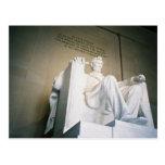 Lincoln Memorial Post Card