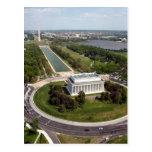 Lincoln Memorial Postcards