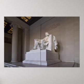 Lincoln Memorial Print