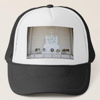 Lincoln Memorial. Trucker Hat