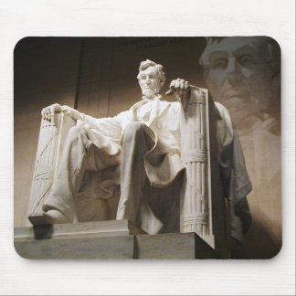 Lincoln Memorial, Washington, D.C. Mouse Pad