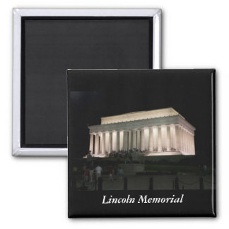 Lincoln Memorial, Washington DC Magnet