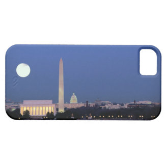 Lincoln Memorial, Washington Monument, US Case For The iPhone 5
