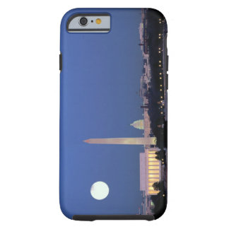 Lincoln Memorial, Washington Monument, US Tough iPhone 6 Case