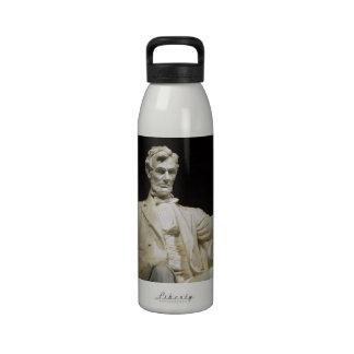 Lincoln Memorial Drinking Bottle