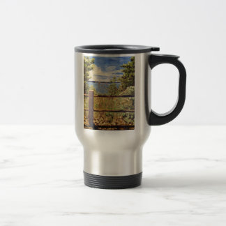 """Lincoln Park"" Travel Mug"