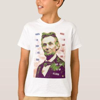 Lincoln-Religion-LTT T-Shirt