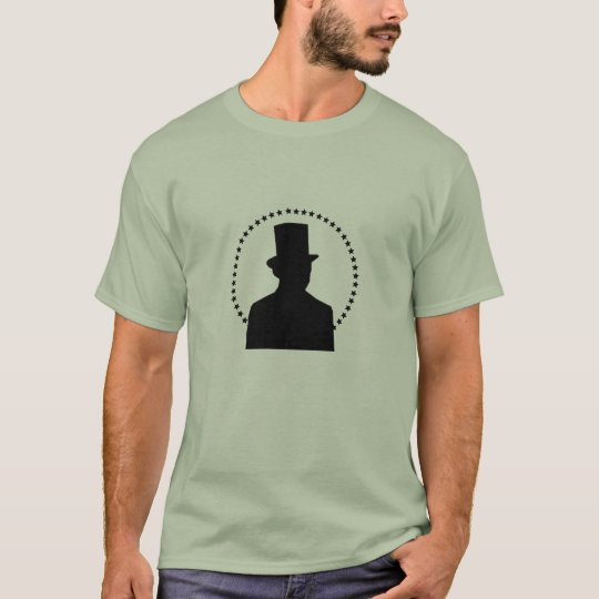 Lincoln Silhouette T-Shirt