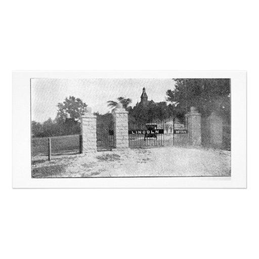 Lincoln University 1914 Photo Card
