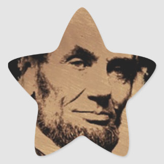 Lincoln's Mug Stickers