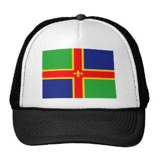 Lincolnshire flag united kingdom great britain   e cap