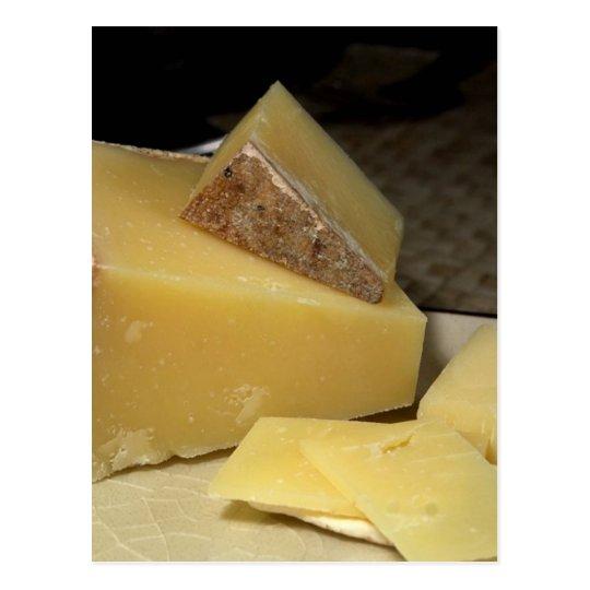 Lincolnshire Poacher Cheese Postcard