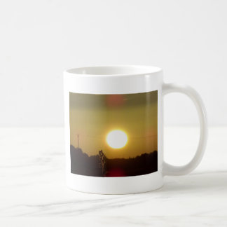 Lincolnshire Sunrise 5 Coffee Mug