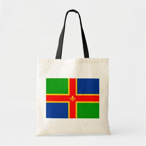 Lincolnshire, United Kingdom Tote Bag