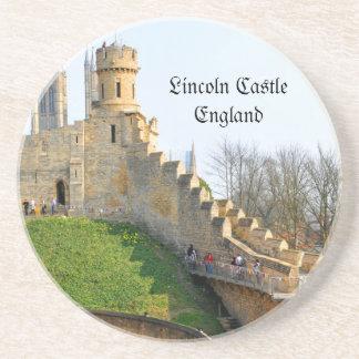 Lincon castle coaster