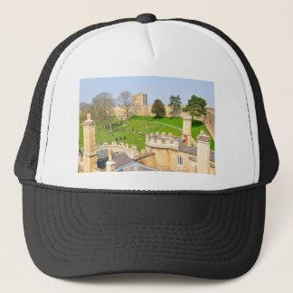 Lincon castle trucker hat
