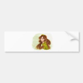 Linda Car Bumper Sticker