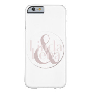 Linda & Lena cover iPhone