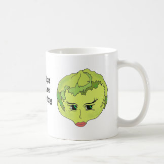 Linda Lettuce Mugs