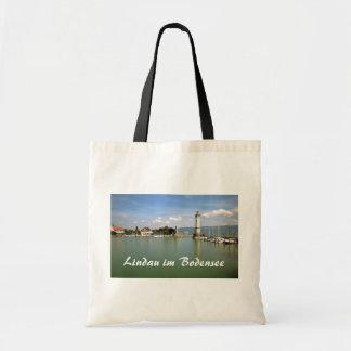 Lindau im Bodensee, Germany Souvenir Tote Bag
