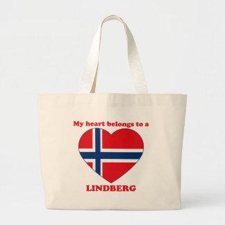 Lindberg Jumbo Tote Bag