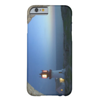 lindesnes fyr, norways most southern point barely there iPhone 6 case