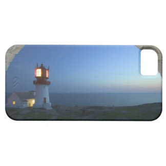 lindesnes fyr, norways most southern point iPhone 5 covers