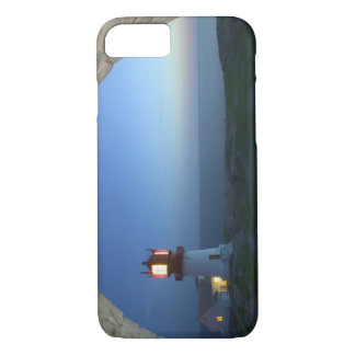 lindesnes fyr, norways most southern point iPhone 8/7 case