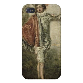 L'Indifferent, 1716 iPhone 4 Covers