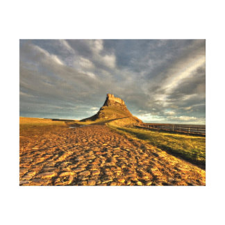Lindisfarne Castle Canvas