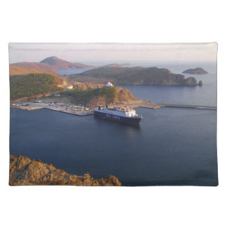 Lindos Ferry. Placemat