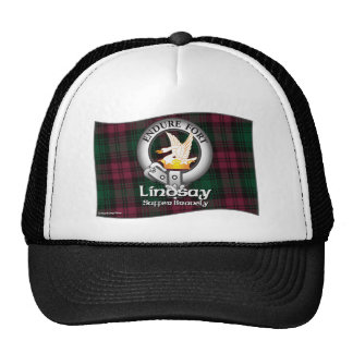 Lindsay Clan Cap