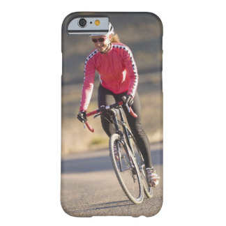 Lindsey Bishop road biking, Boulder, Colorado. Barely There iPhone 6 Case