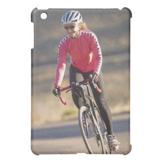 Lindsey Bishop road biking, Boulder, Colorado. Cover For The iPad Mini