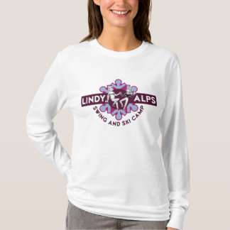 Lindy Alps Swing Dance Camp Shirt