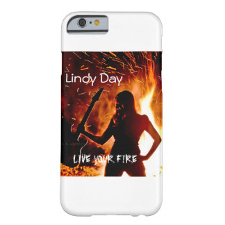 "Lindy Day ""Live Your Fire"" iPhone case"