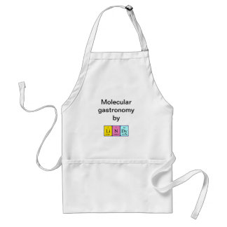 Lindy periodic table name apron