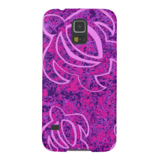 Line A Purple & Pink Honu Case For Galaxy S5