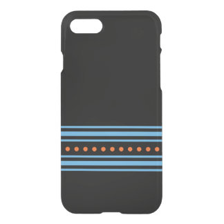 Line and Dots iPhone 8/7 Case