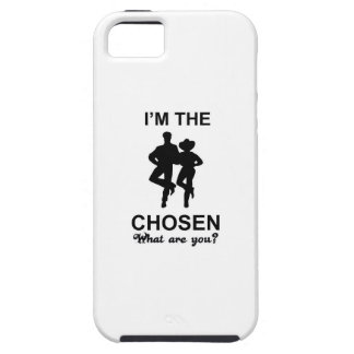 line dance iPhone 5 case