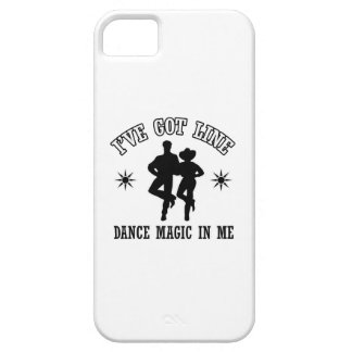 Line Dance Designs iPhone 5 Covers