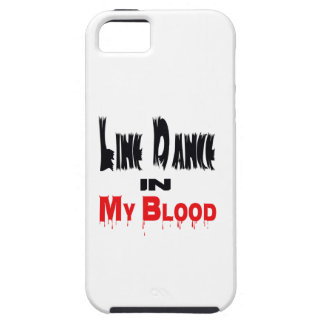 Line Dance In Blood iPhone 5 Covers