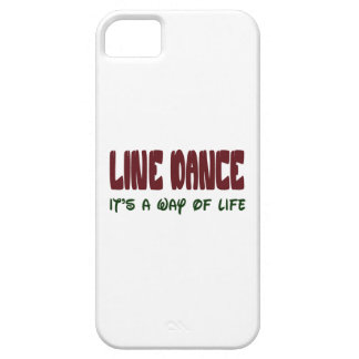Line dance It's a way of life iPhone 5 Case