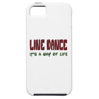 Line dance It's a way of life iPhone 5 Cases