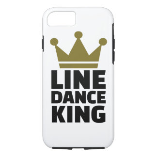 Line dance king iPhone 7 case