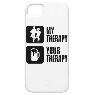 line dance my therapy iPhone 5 covers