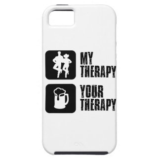line dance my therapy iPhone 5 case