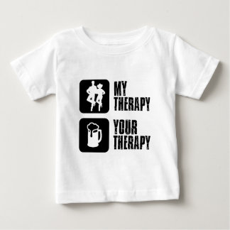 line dance my therapy t shirt