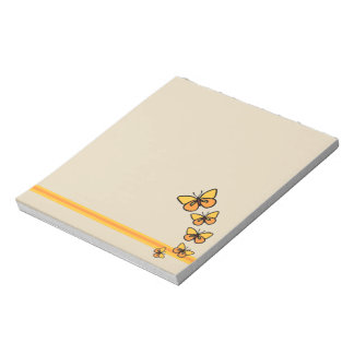Line Dance Notepad