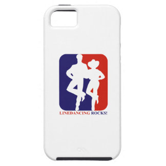 Line dance rocks designs iPhone 5 case